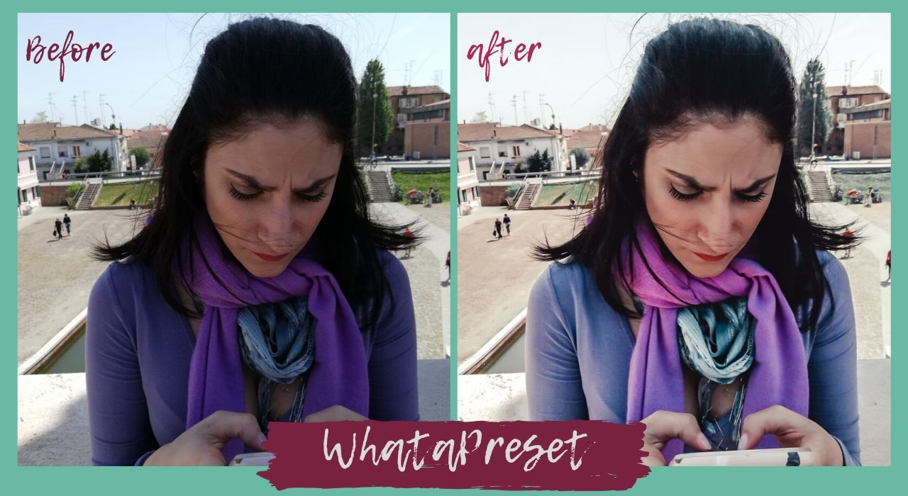 comprare i preset per Lightroom - Whatapreset