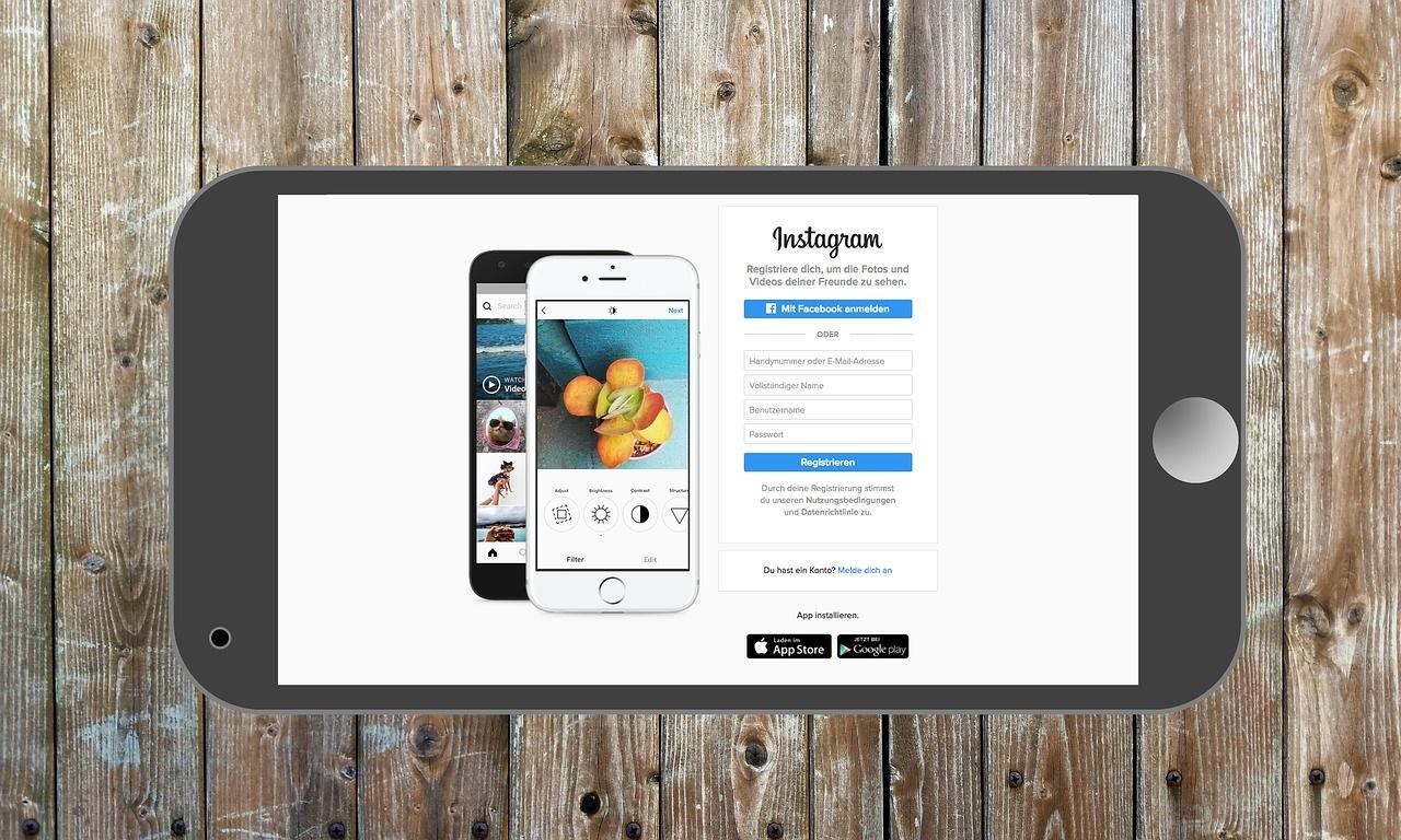 post sponsorizzati su instagram